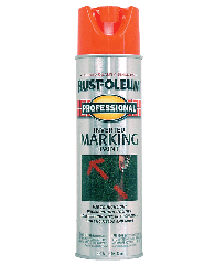 Professional Inverted Marking Paint Spray