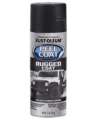 Sơn decal bề mặt gồ ghề Peel Coat Rugged Coat